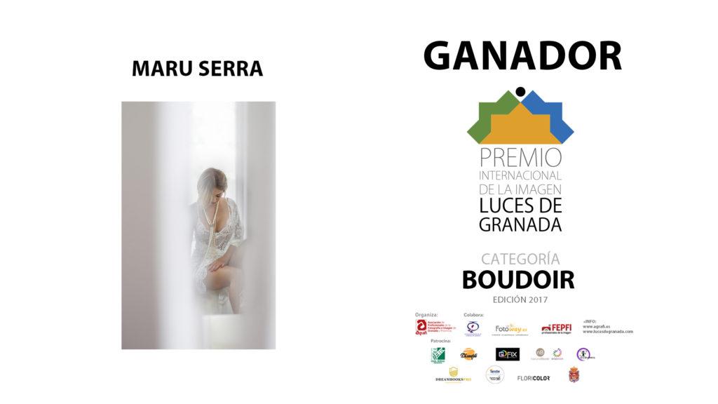GANADORES_LUCES_2017 BOUDOIR