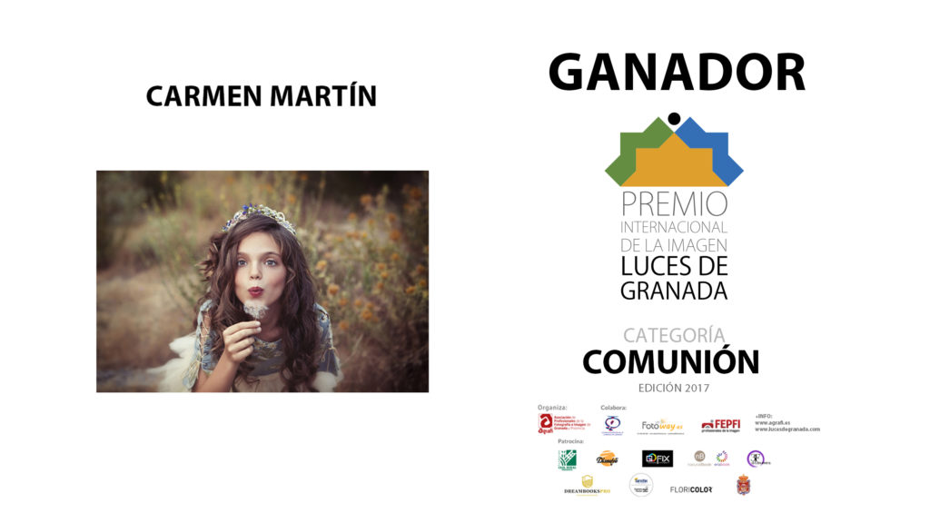 GANADORES_LUCES_2017 COMUNION